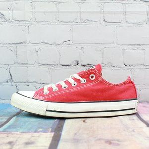 Converse Unisex Low Top Canvas Shoes Size M 5 L 7